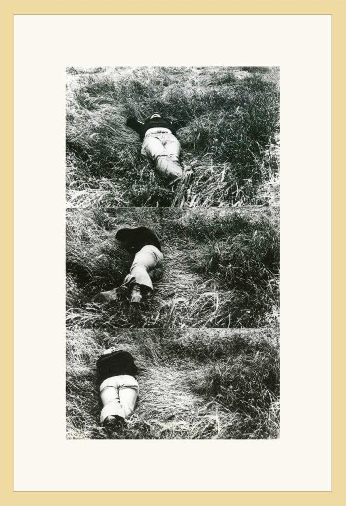 Untitled (Roll) 1970