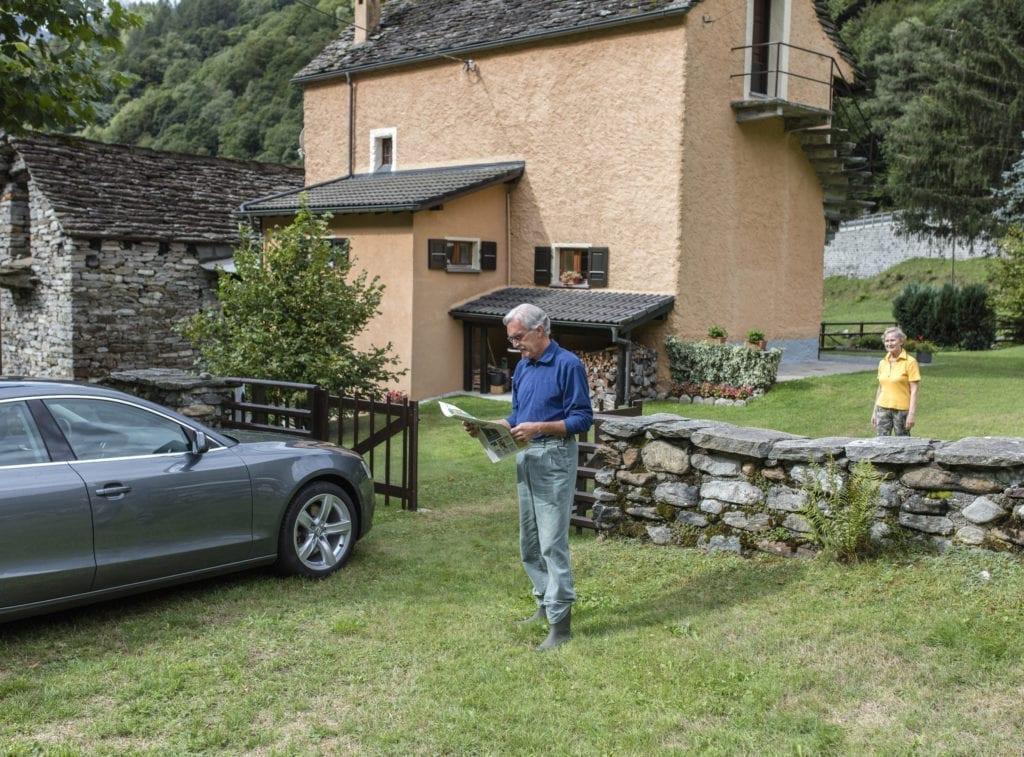 Christian Lutz, no man's land, Col de Lukmanier, Grisons, Switzerland, 2015 © LUTZ