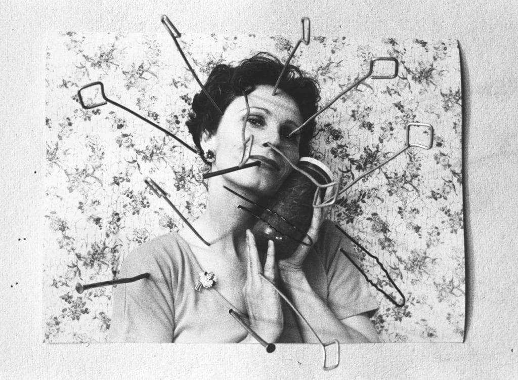 Ewa Partum, Change, 1974 © Ewa Partum Courtesy of Galerie M+R Fricke, Berlin / Bildrecht, Vienna, 2015 / SAMMLUNG VERBUND, Vienna