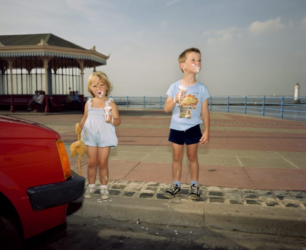 GB. England. New Brighton. From 'The Last Resort'. 1983-85. Image © Martin Parr