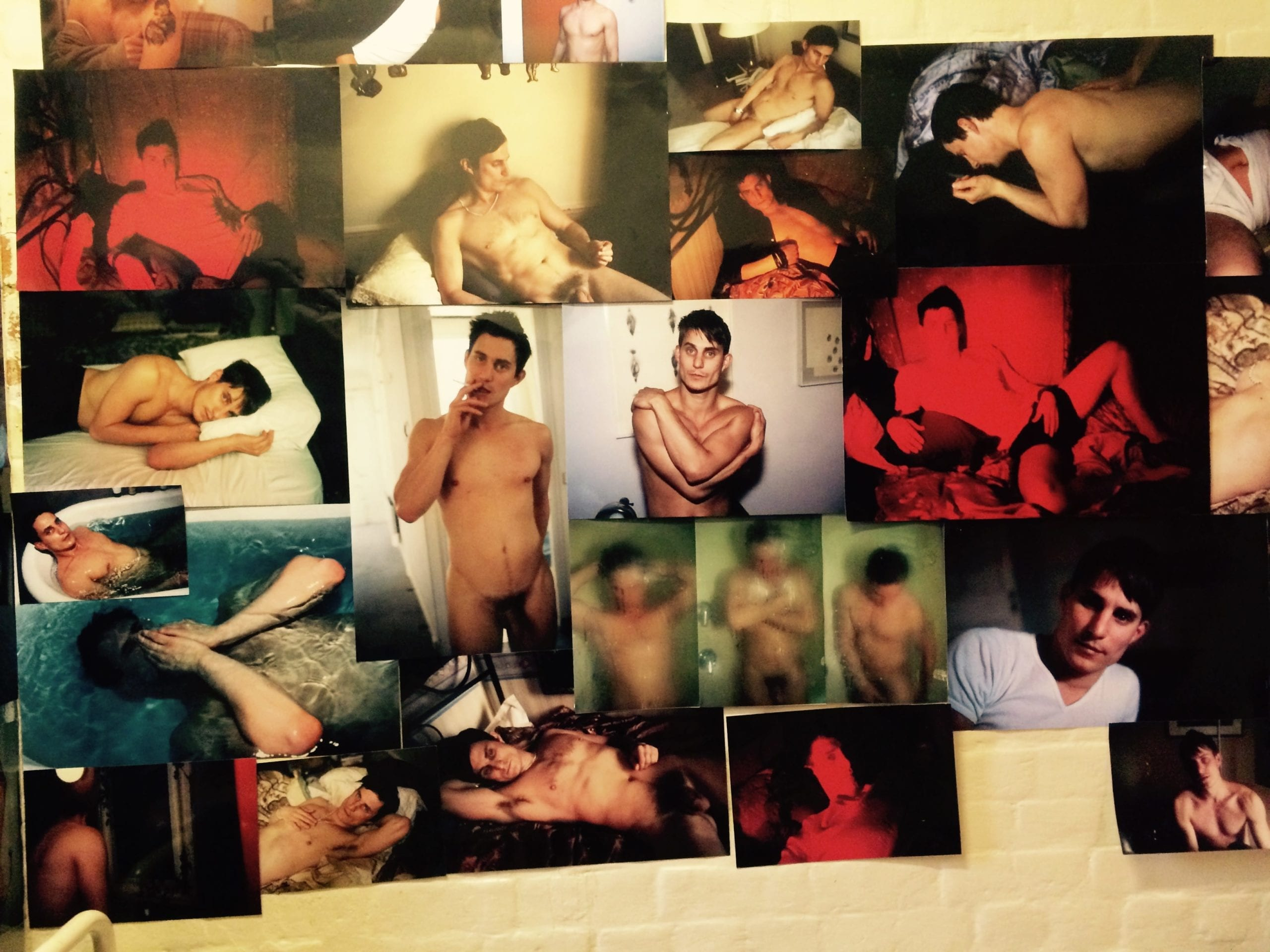 Nan Goldin - Boy c. James Lingwood