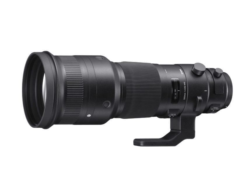 Sigma 500mm f/4 F4 DG OS HSM