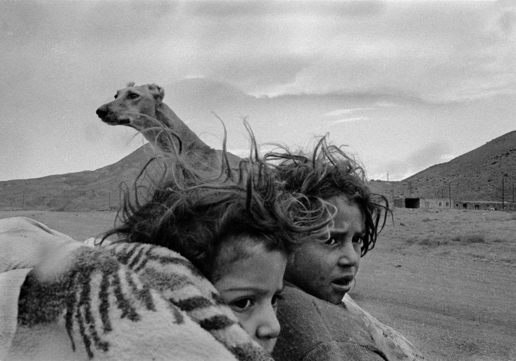 TURKEY. Kars village. Nomads. 1990.