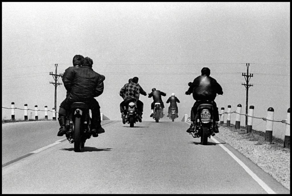 USA. Wisconsin. 1965. Route 12.