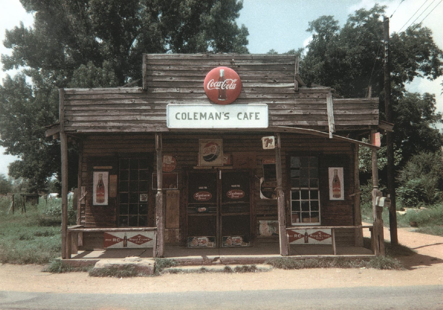 From the series Coleman's Cafe