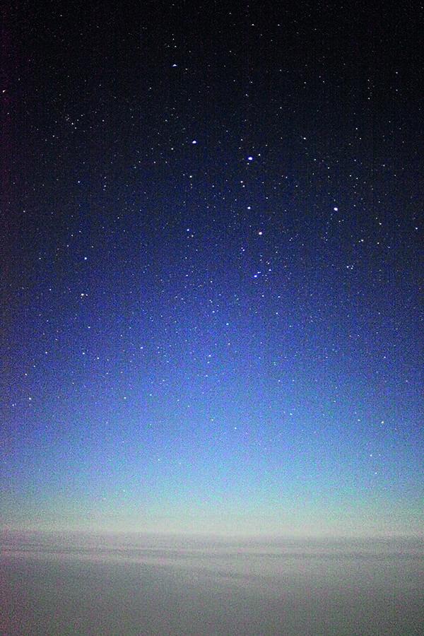 Inflight Astro (ii), 2010