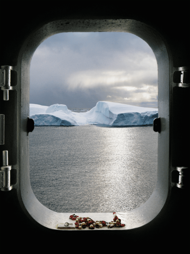 North Pole, 2009 © Sophie Calle. Courtesy of the artist and Galerie Perrotin