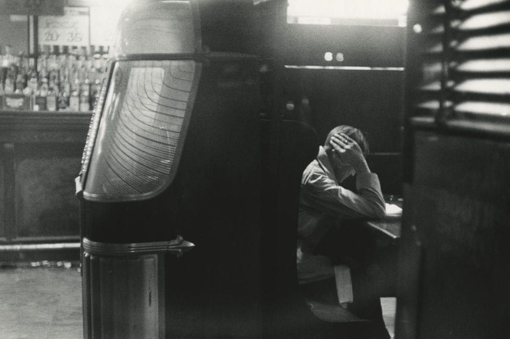 Sagamore Cafeteria, NYC, 1954. Robert Frank
