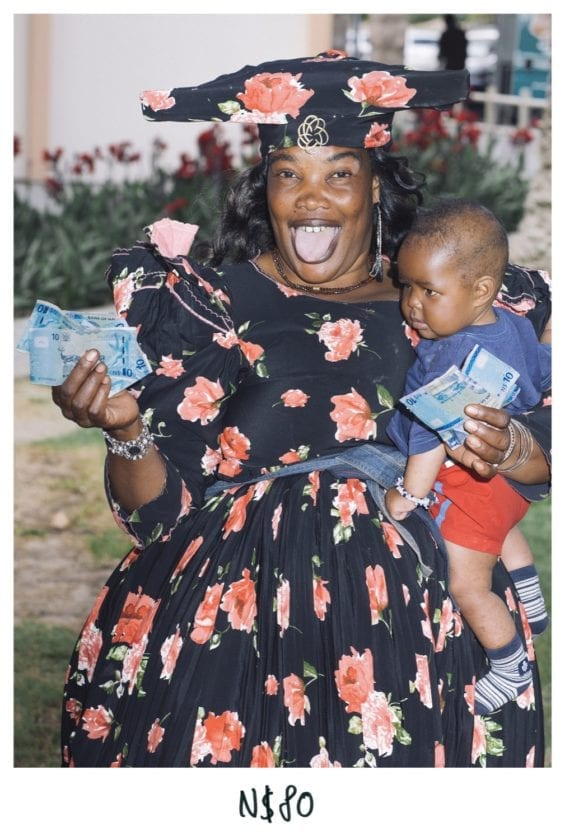 N$80, from the series Funny Money © Max Siedentopf, shown in the exhibition As Entertaining As Possible at the Lianzhou Foto Festival.