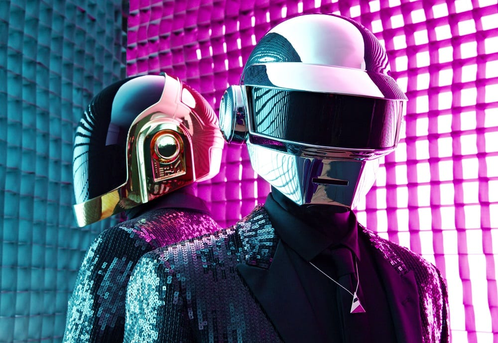Daft Punk : ©Dean Chalkley / NME / Time Inc (UK)