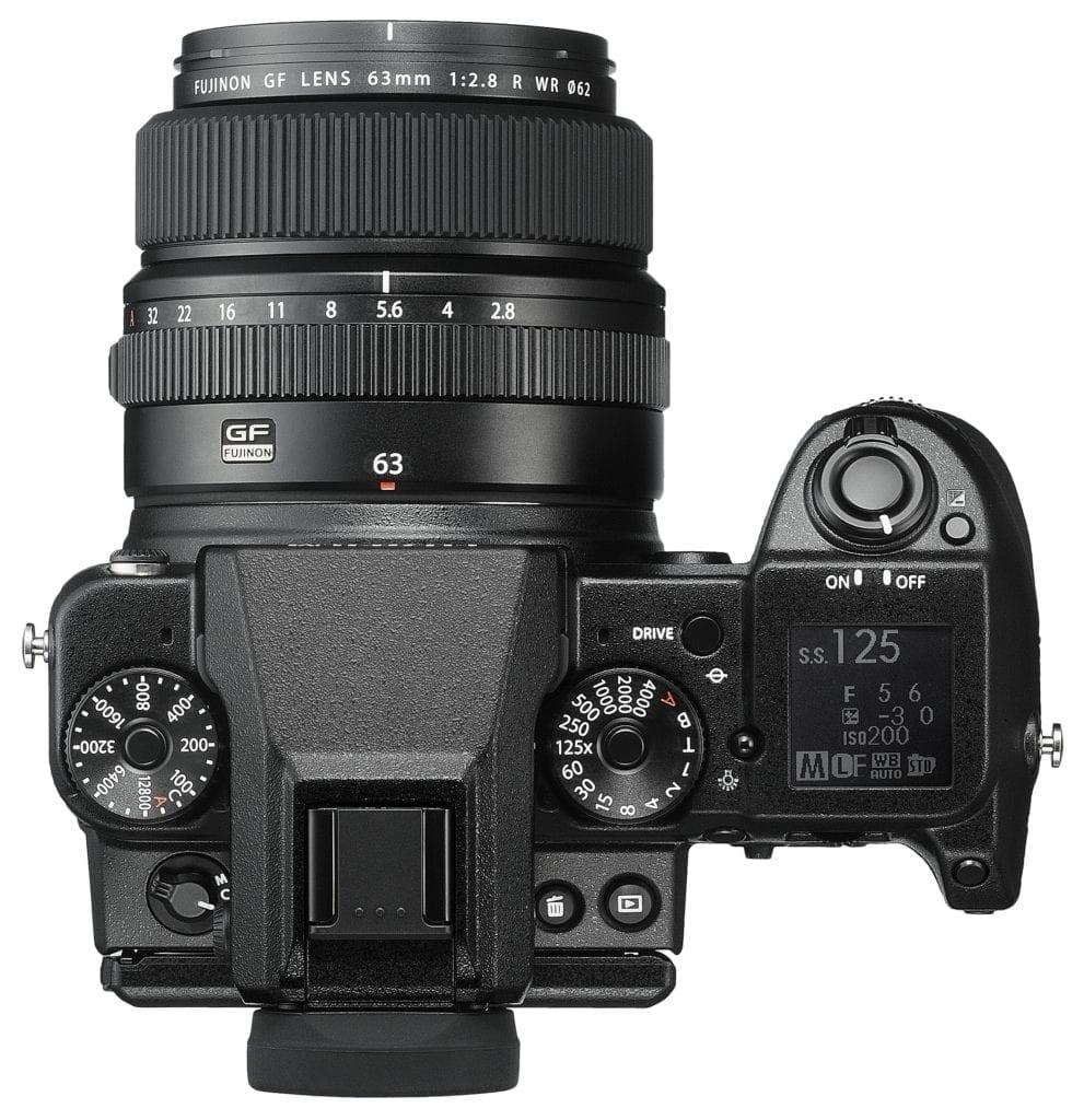 Fujifilm GFX 50S with GF 63mm lens f/2.8