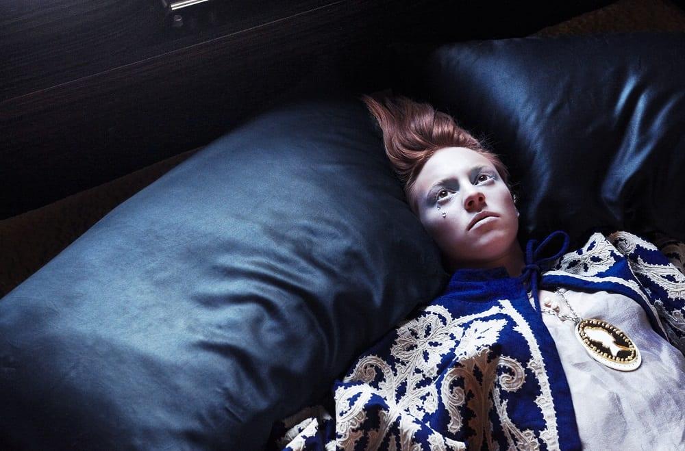 La Roux : ©Dean Chalkley / NME / Time Inc (UK)