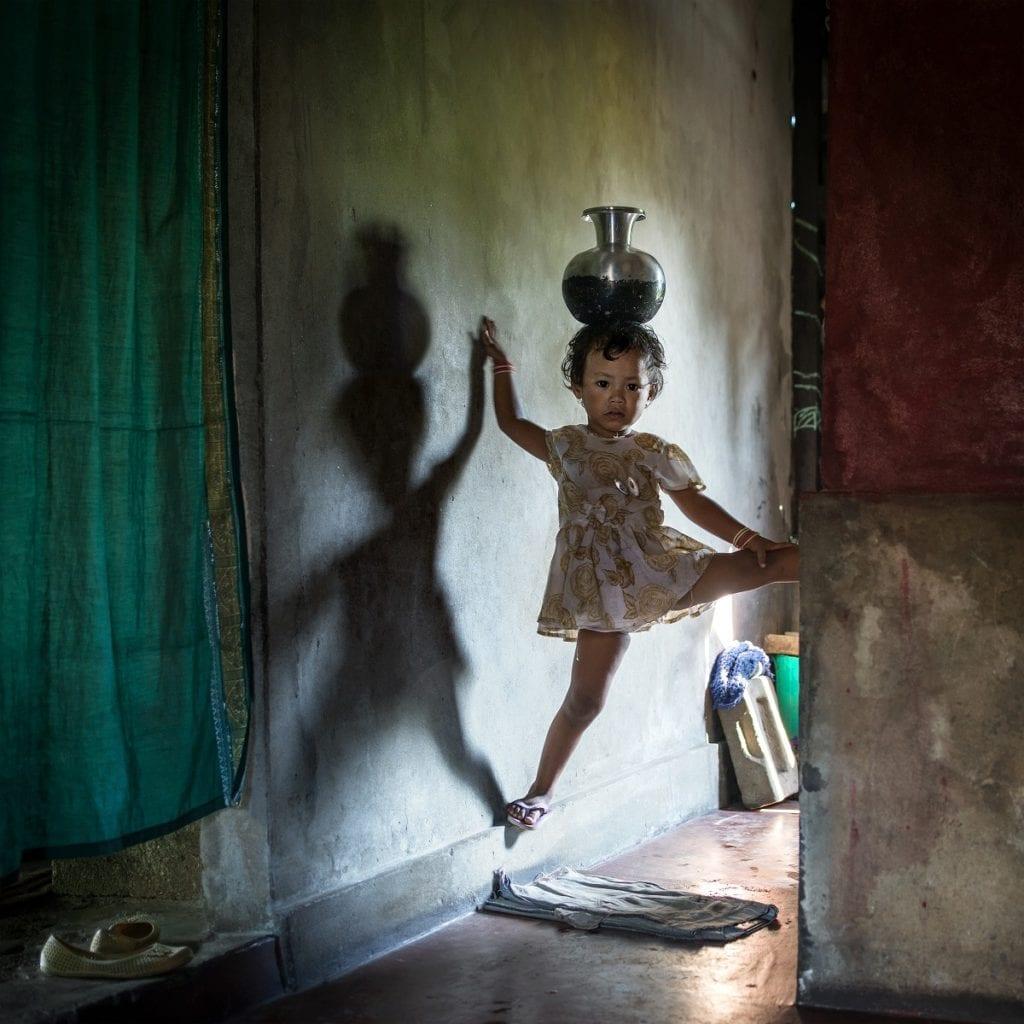 "From the series ""Mädchenland"" © Karolin Klüppel, winner Portait category and Gold Award, Felix Schoeller Photo Award 2015"
