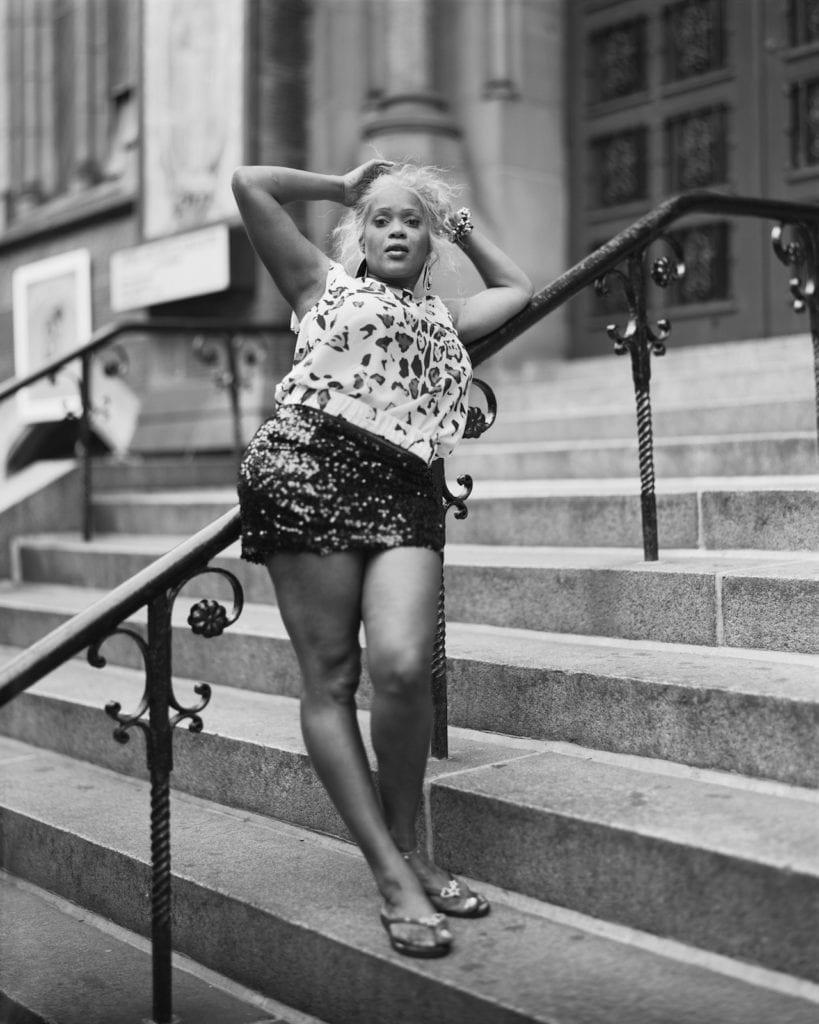 From the series Manhattan Sunday © Richard Renaldi