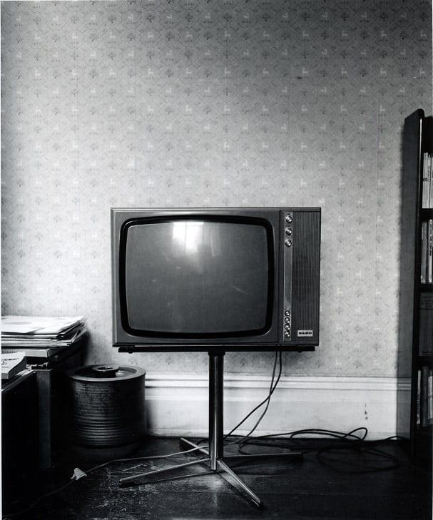 Television No 2, 1973 © John Myers
