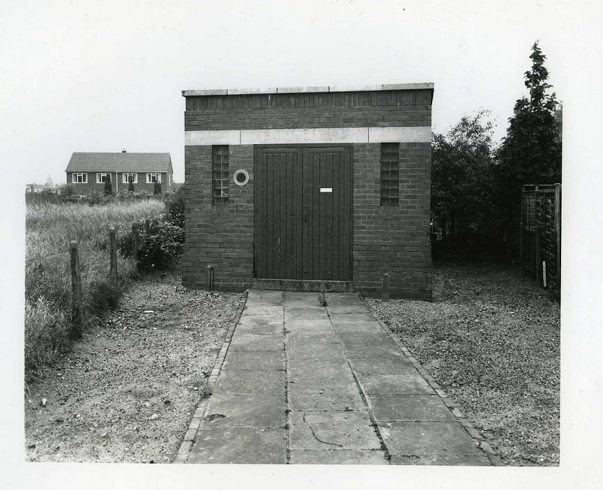 Windsor Road, Substation, No 11236, 1974 © John Myers