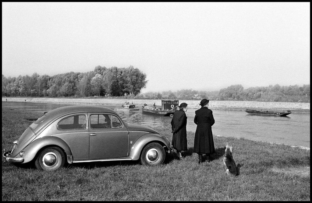 Near Vienna, Austria, 1958 © Inge Morath Foundation/Magnum Photos/Agentur Focus