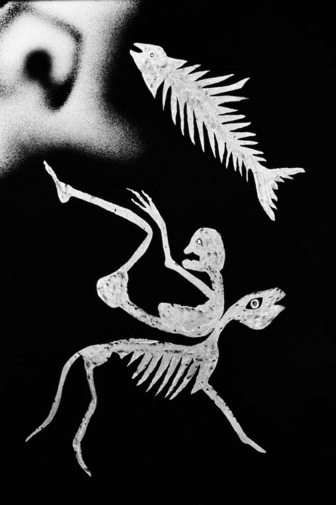 Ghostriding, 2011, Roger Ballen, courtesy of Hamiltons
