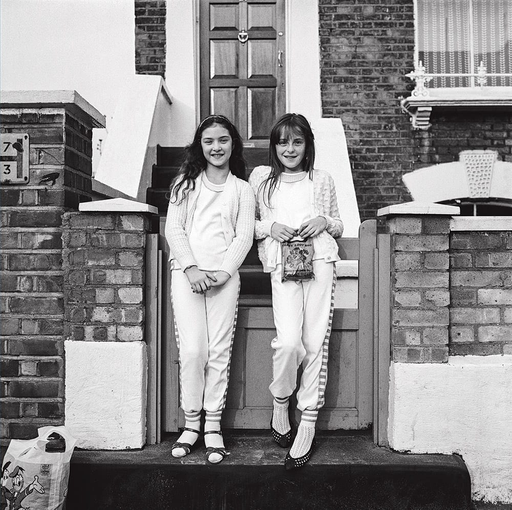 From the book Dalston in the 80s © Andrew Holligan