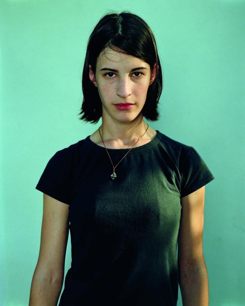 Shany, Herzliya, August 1, 2003 © Rineke Dijkstra