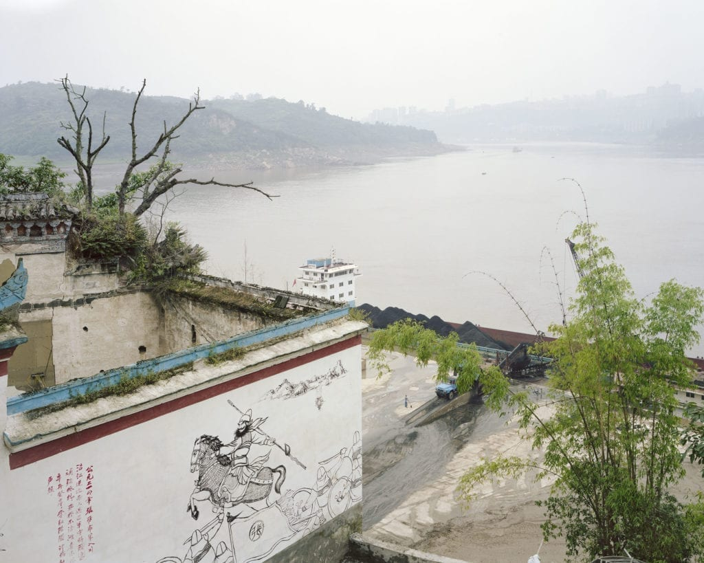 Y39 3,800km from the river source 22 May 2014, Mother River series, 2010-2014 © Yan Wang Preston