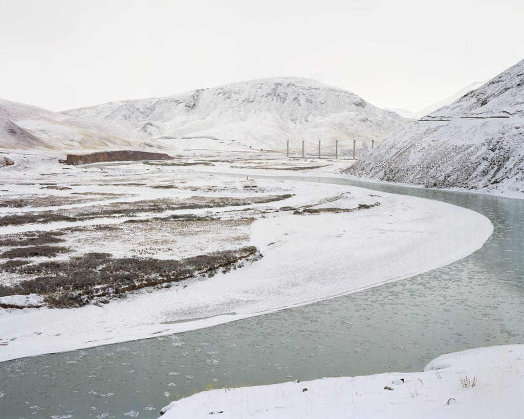Y8 700km from the river source 11 Nov 2013, Mother River series, 2010-2014 © Yan Wang Preston