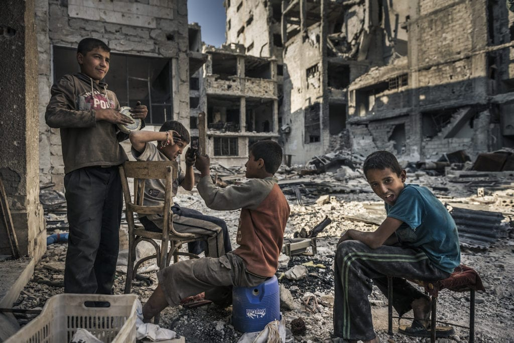 Homs, Syria, 14 June 2014 © Sergey Ponomarev for the New York Times, courtesy of the artist
