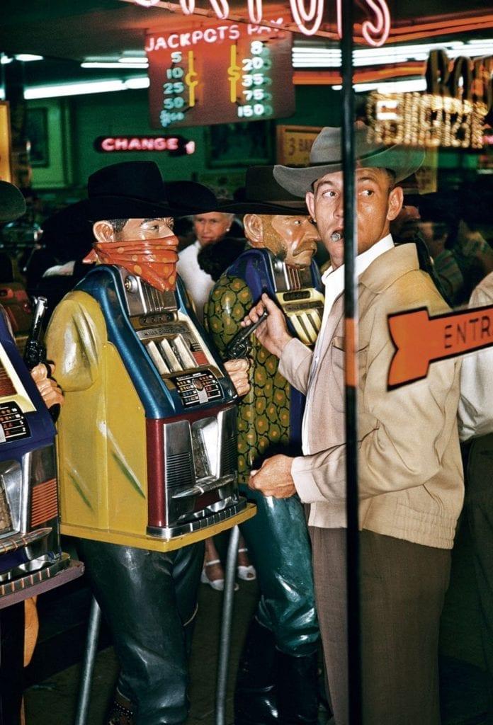 Las Vegas, 1954 © Marvin. E Newman 2017, Howard Greenberg Gallery, courtesy of TASCHEN