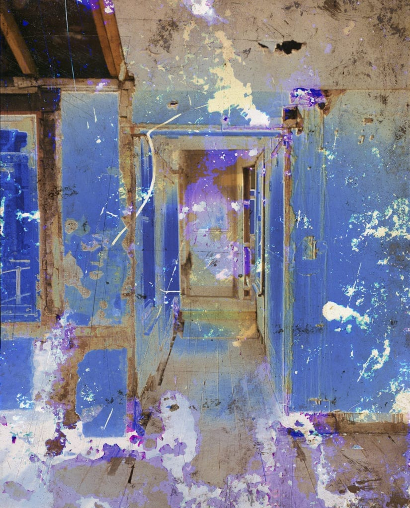 Decommissioned, 2011. Catherine Yass. © Catherine Yass. All Rights Reserved, DACS 2017. Image courtesy Alison Jacques Gallery.