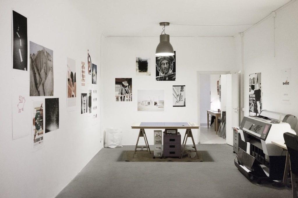 Minimum Studio © Simone Sapienza
