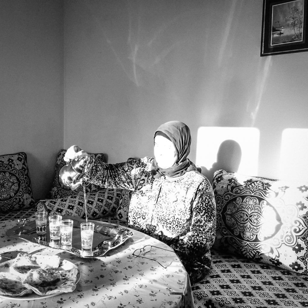 From the series Hayati © Karim El Maktafi, which won the New Generation Prize and £1000 in the Photographic Museum of Humanity 2017 Grant.