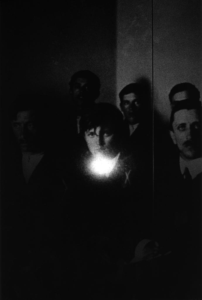 Loaded Shine, 12, Ellis Island, 2011 © Paulo Nozolino