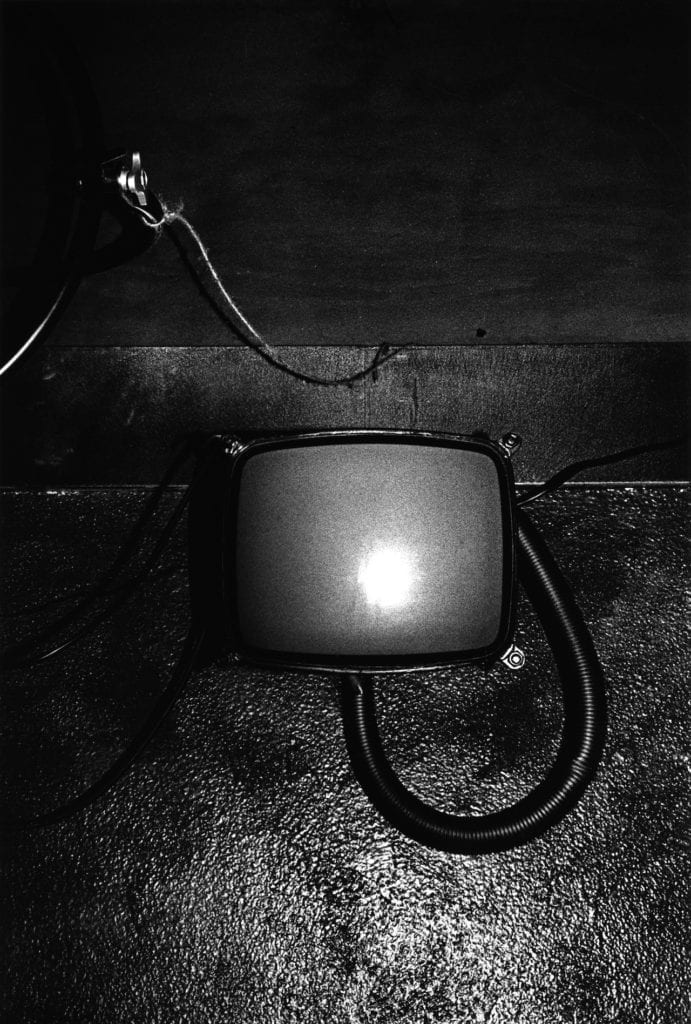 Loaded Shine 18, Lisboa, 2013 © Paulo Nozolino