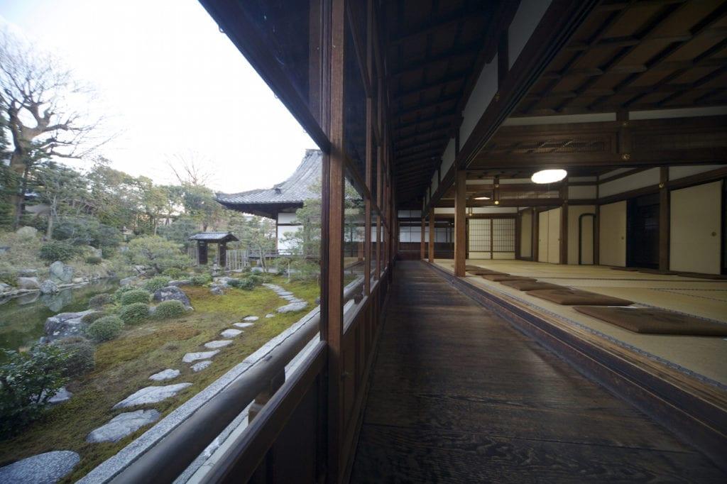 Ryosokuin (Kenninji Temple), courtesy Kyotographie
