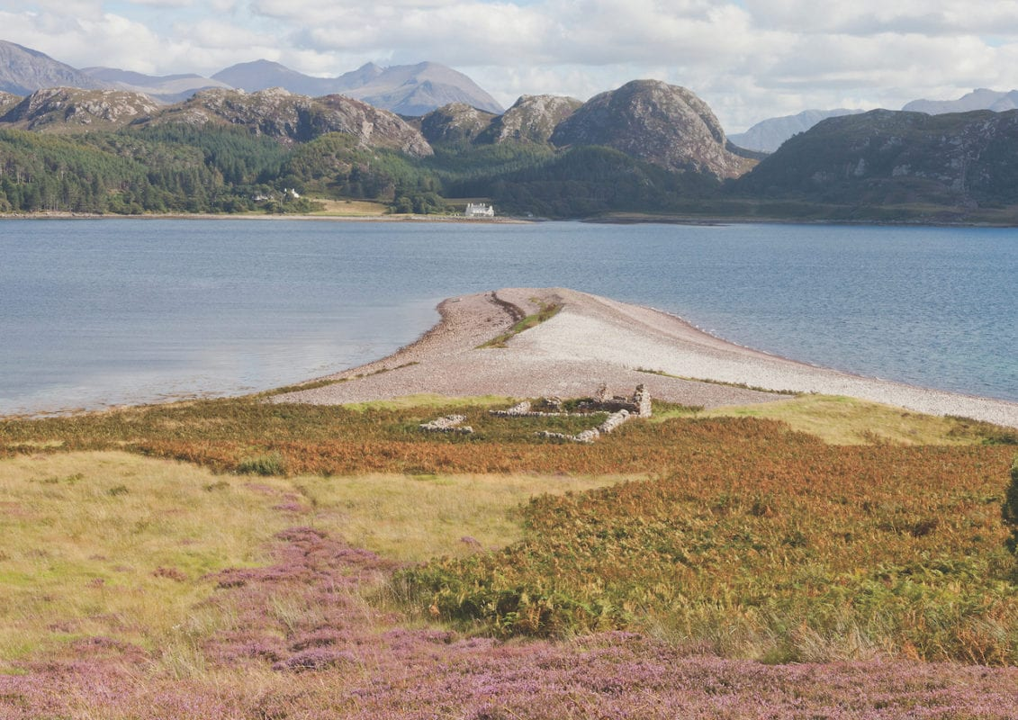 gruinard island biological warfare testing essay Effects of biological warfare testing to see the range of spread of the anthrax spores great britain tested its weapons on the coast of the island of gruinard.