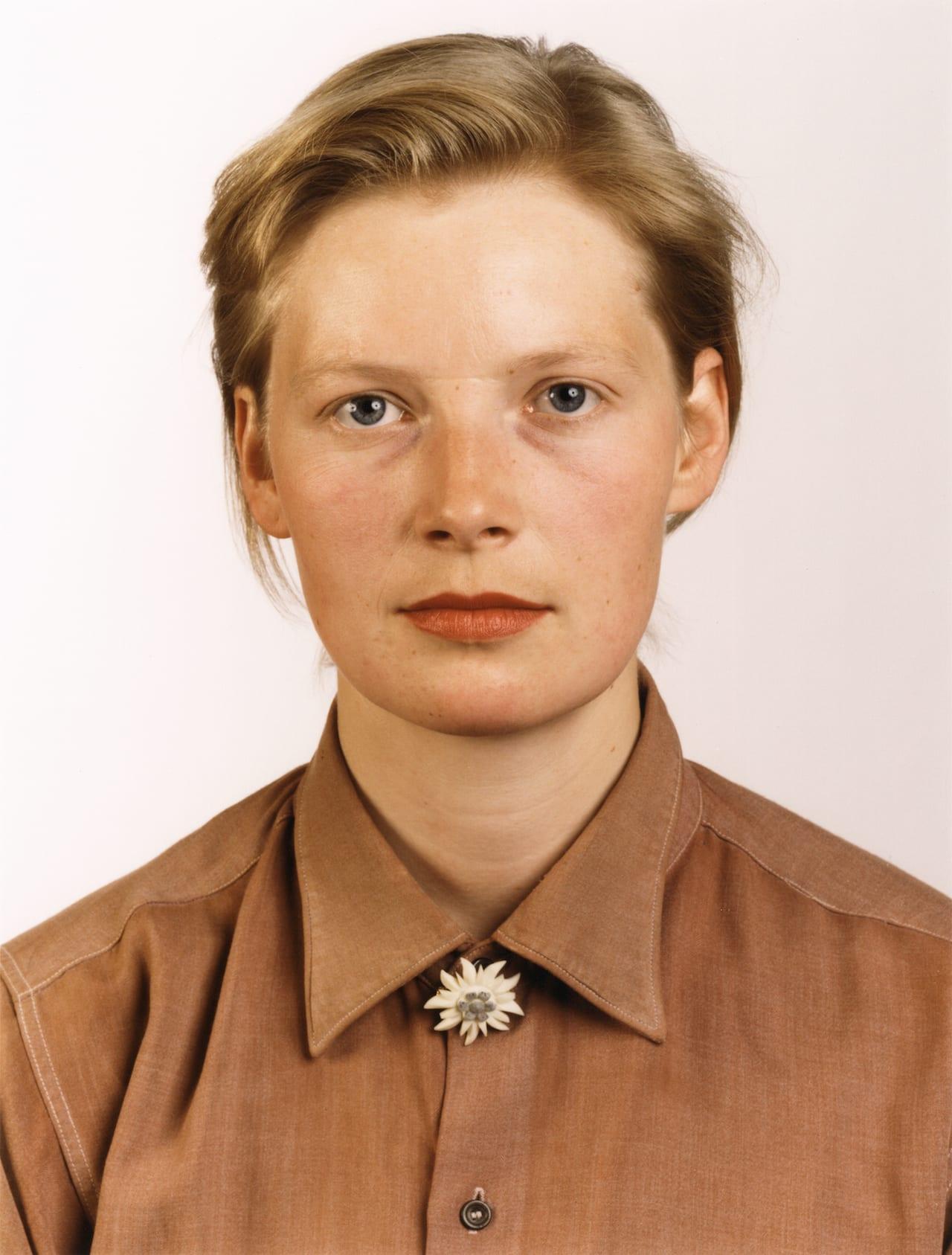 Thomas Ruff Portraits