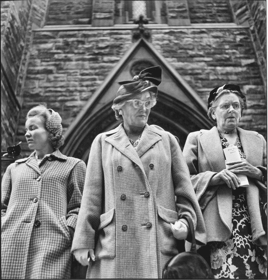 Pittsburgh 1950, A Long-lost Portfolio By Elliot Erwitt