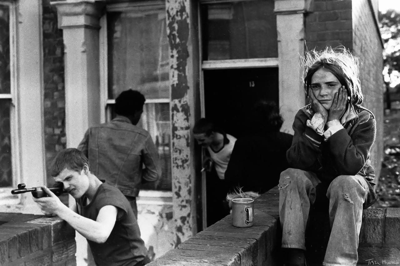Deprivation and community in Thatcherite Britain with Tish Murtha's Youth Unemployment