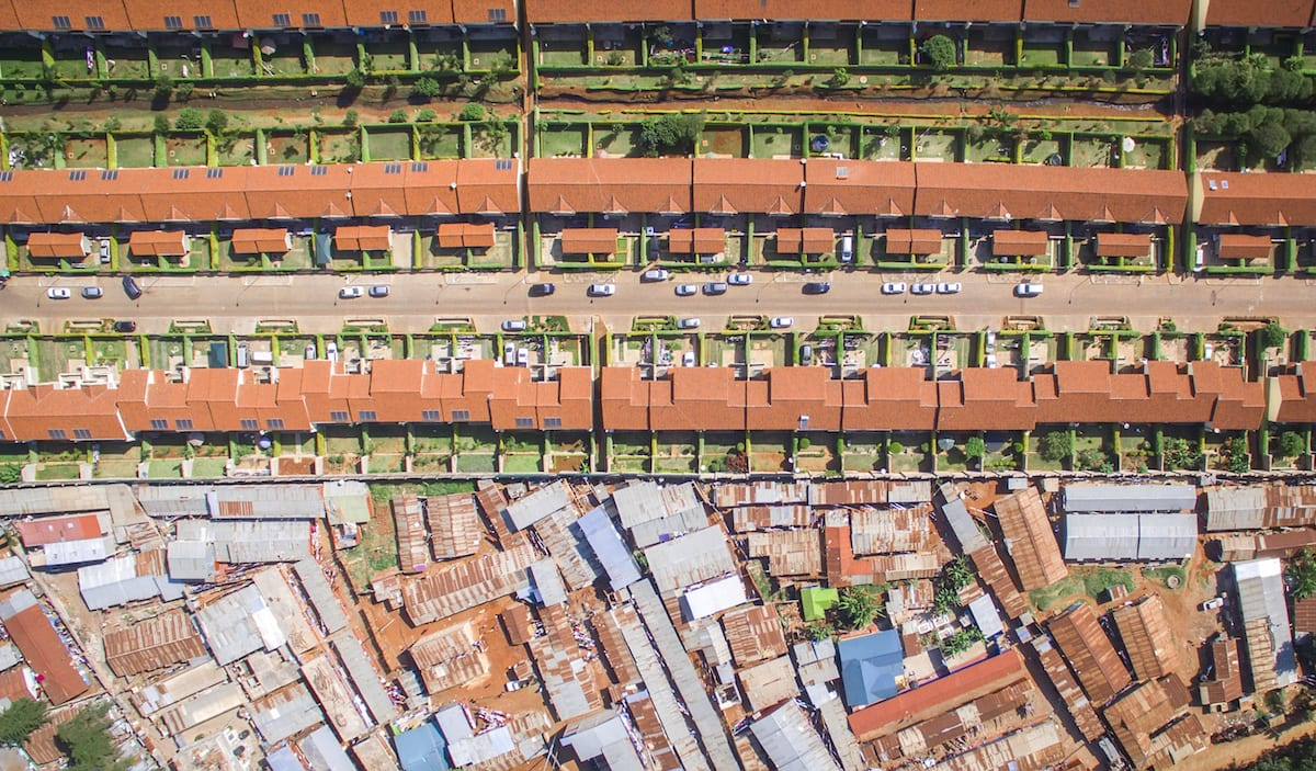 Unequal Scenes: A new perspective on an old problem