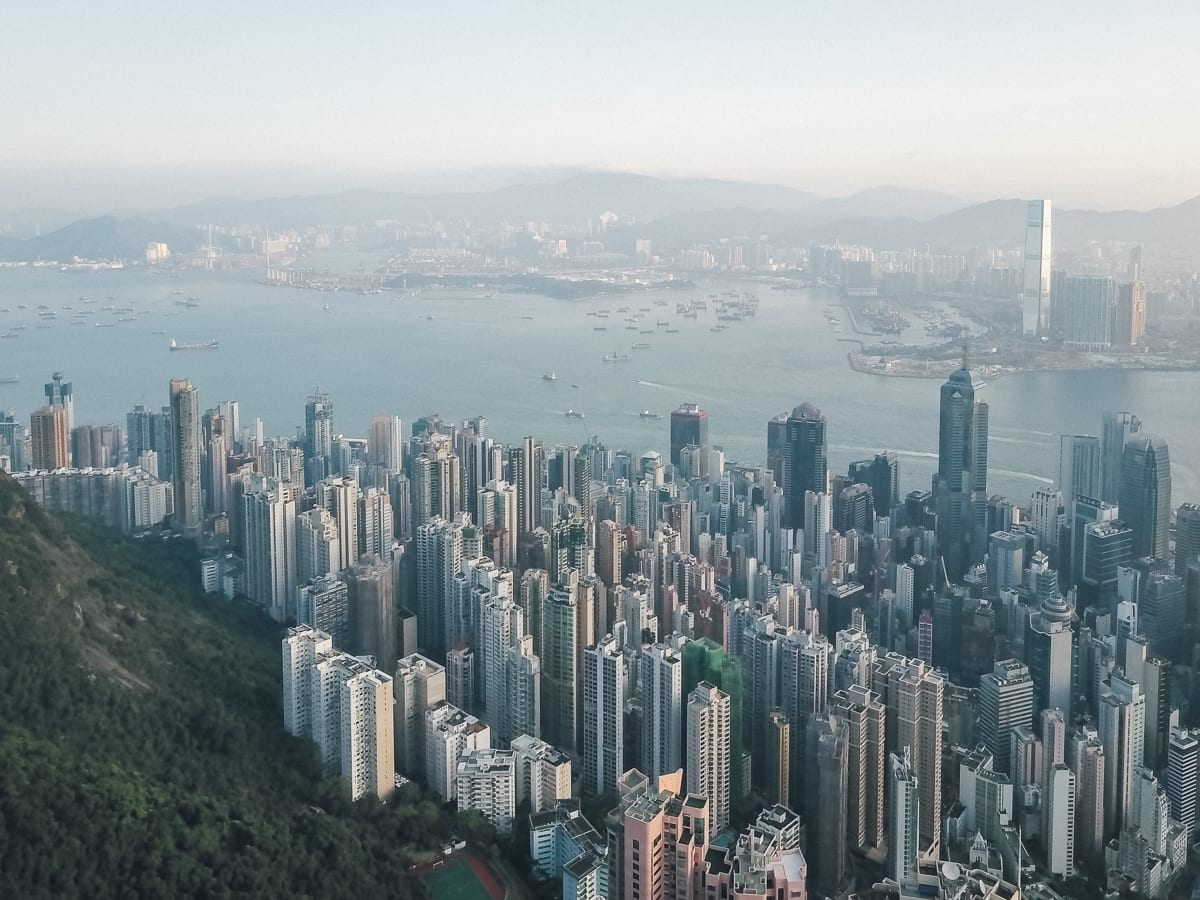 What Makes A Successful Drone Photographer British Journal Of - Incredible drone footage captures hong kong