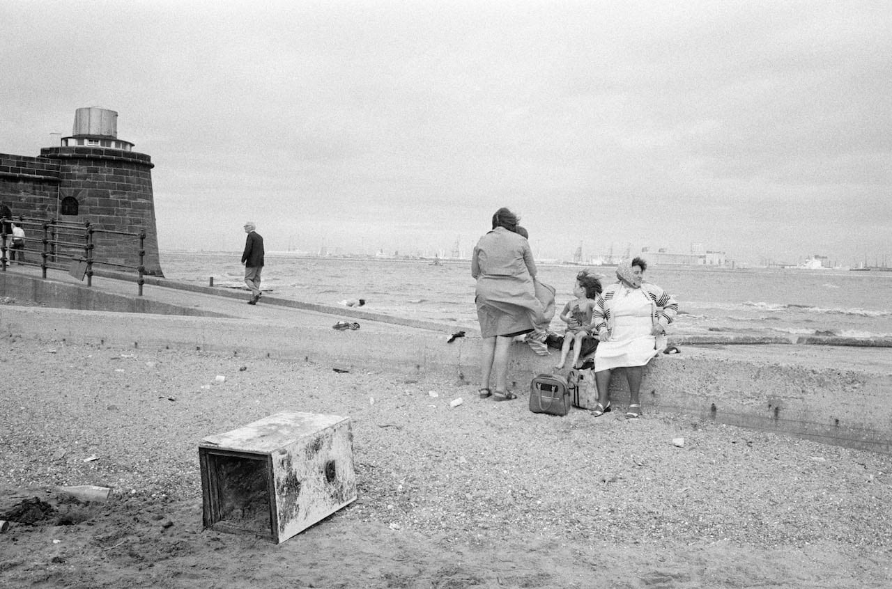 New Brighton Revisited By Martin Parr Tom Wood And Ken