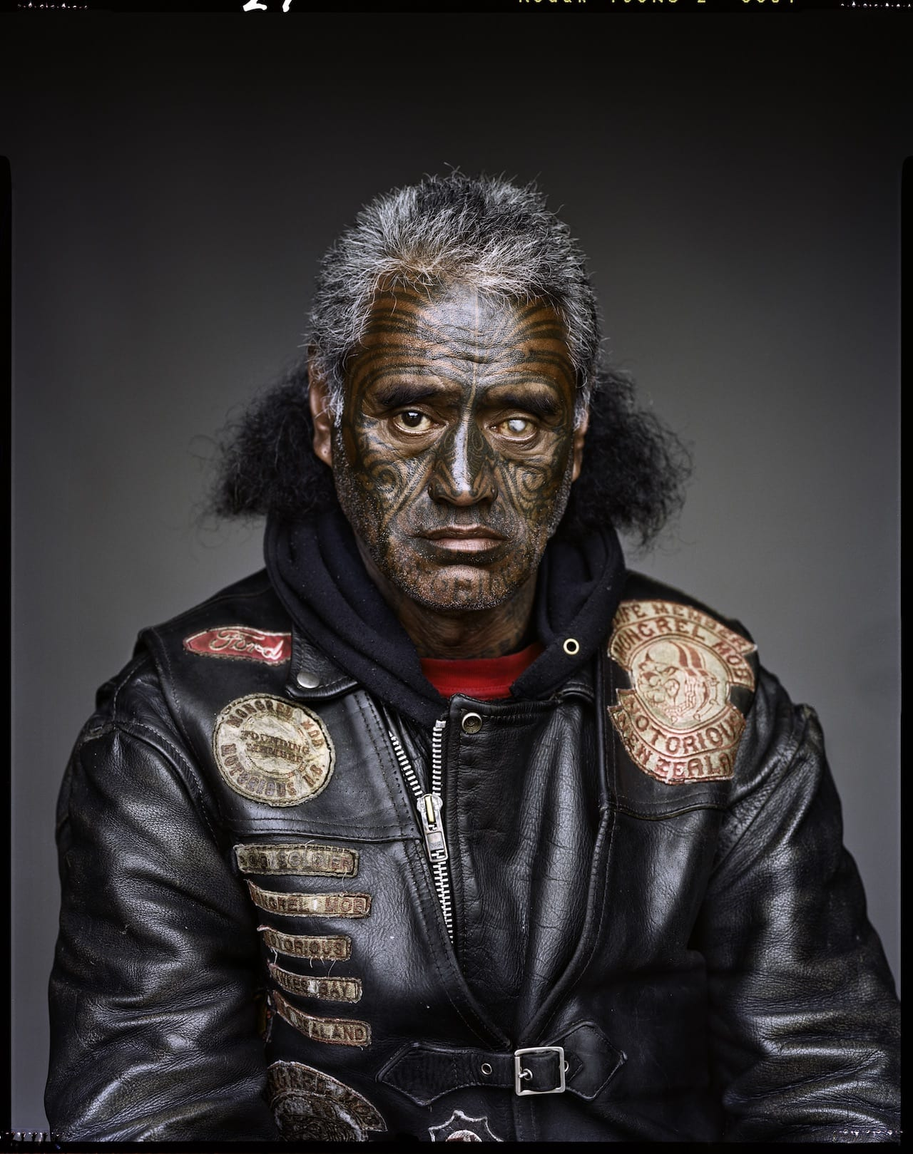 15d3722ee New Zealand's Mongrel Mob gang, photographed by Jono Rotman ...
