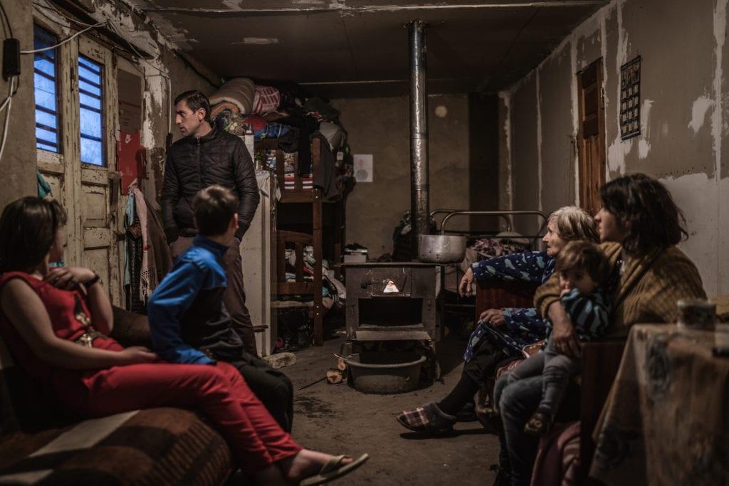 © Hossein Fardinfard, Portrait of Humanity Entry 2019