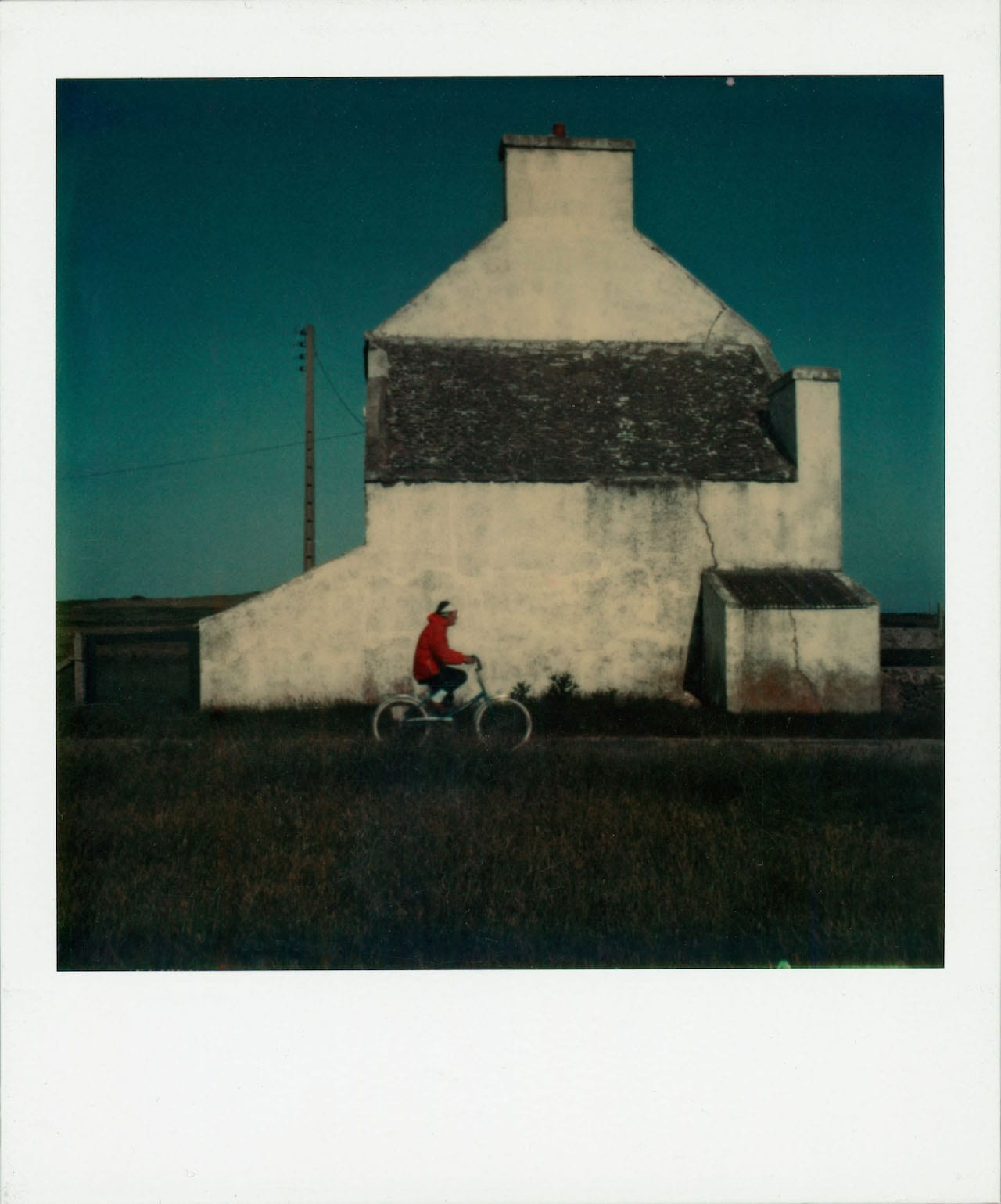 Robby Müller's unseen polaroids