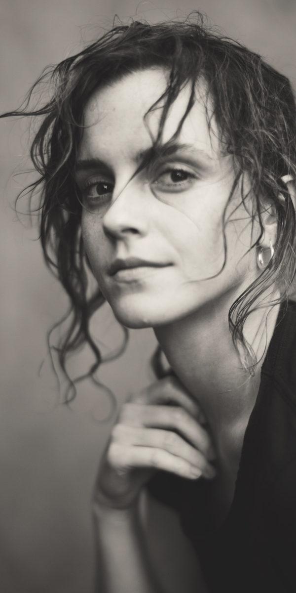 Emma Watson © 2020 Pirelli Calendar by Paolo Roversi