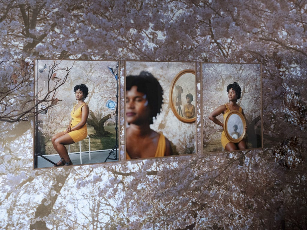 Triptych for a Portrait of Ilana Harris-Babou, installation view_BJP_MatthewMorroco_04