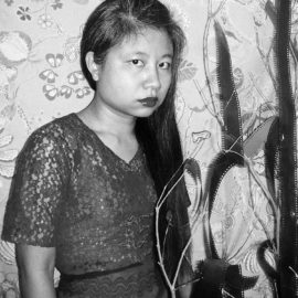 Shwe Wutt Hmon©Self Portrait